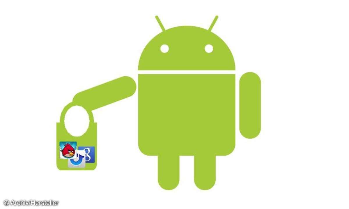 App-Downloads: Android überholt Apple
