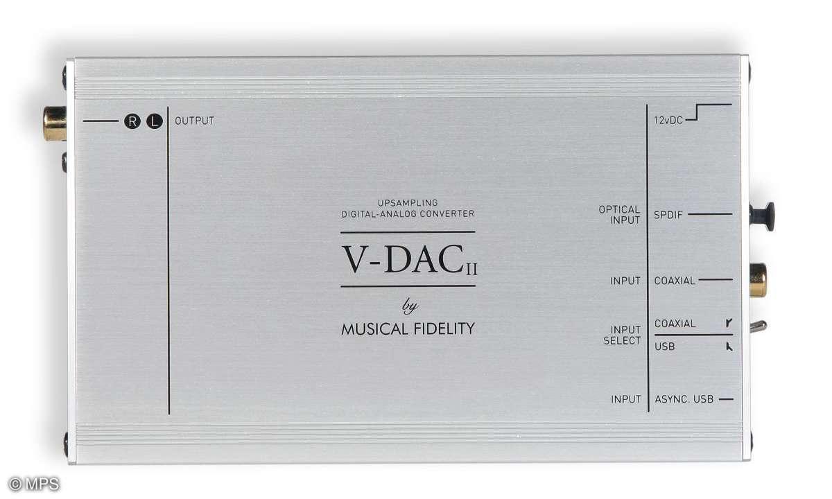 Musical Fidelity V-DAC MKII