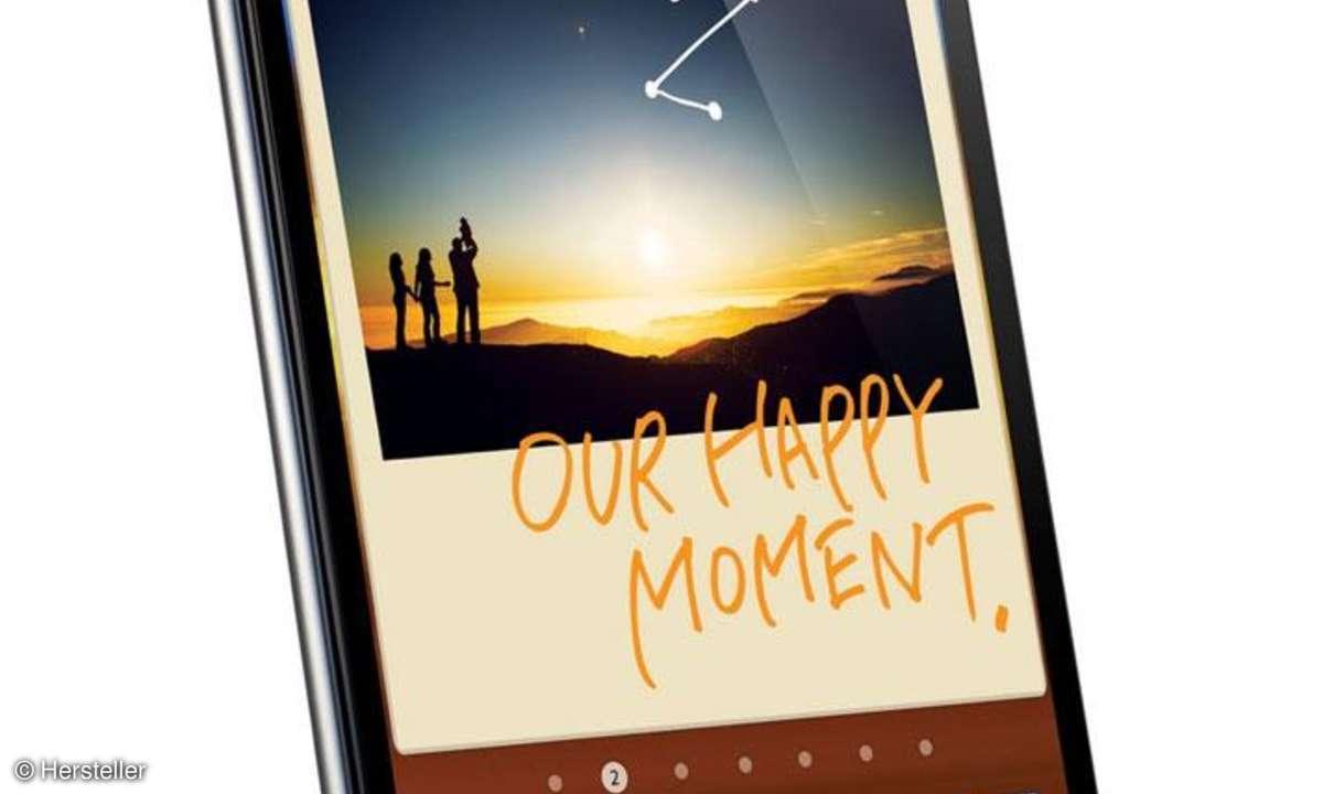 Super-Smartphone Galaxy Note lieferbar