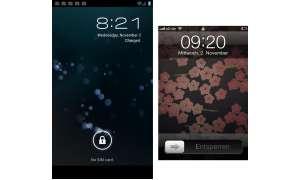 Android Ice Cream Sandwich und iOS 5 im Vergleich