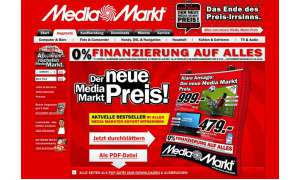 Mediamarkt Flyer, Newsletter KW 44/2011