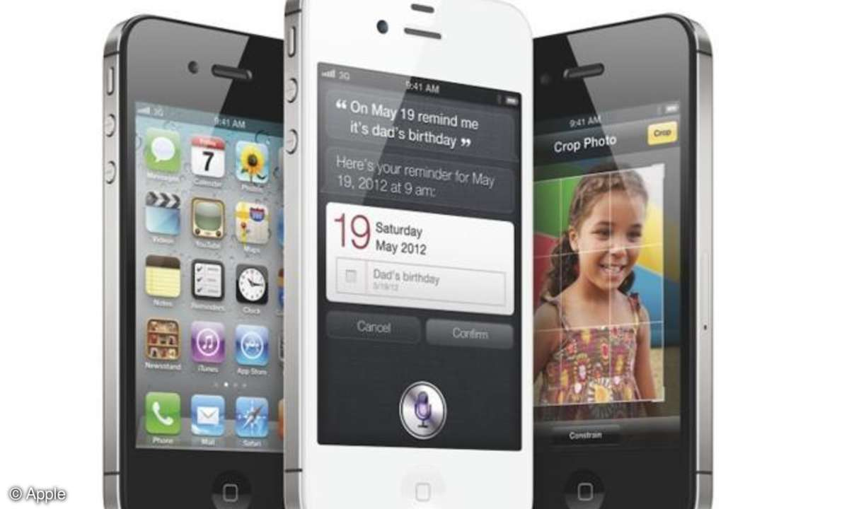 iOS 5: Jeder Dritte iPhone-Nutzer hat es