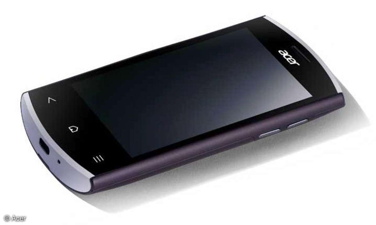 Acer Liquid Express: Neues Android-Kompaktmodell