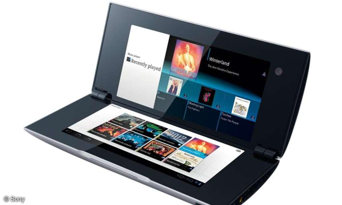 Die Sony Tablets kommen