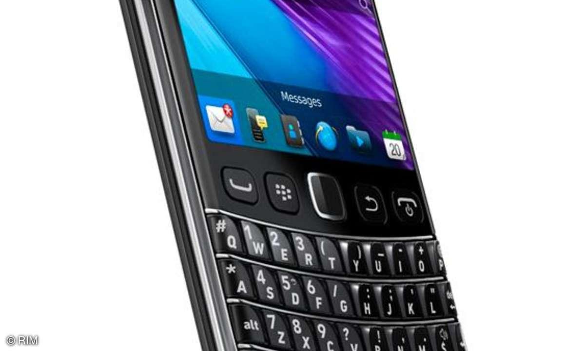 RIM bringt zwei neue Blackberrys