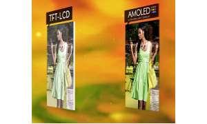 LCD und AMOLED im Vergleich