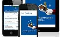 Weihnachtsmärkte-App für iOS und Android