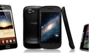 Smartphones: Display-Riesen im Anmarsch