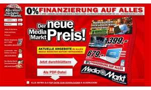 Media Markt-Aktion: iPad2, Dell Streak7 und Samsung S Plus im Angebot