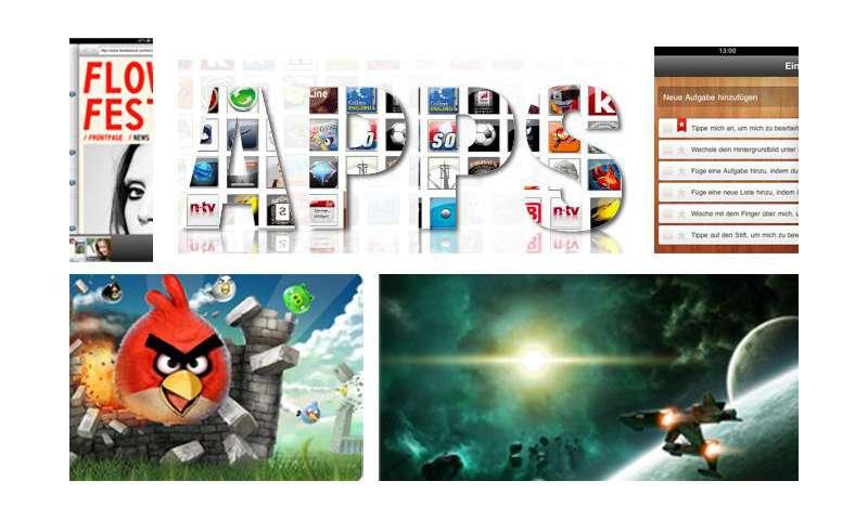 Die Besten Tablet Apps