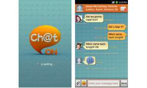 ChatOn - Samsung-Messenger im Check