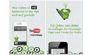 Tutorial App von Rubin Mobile