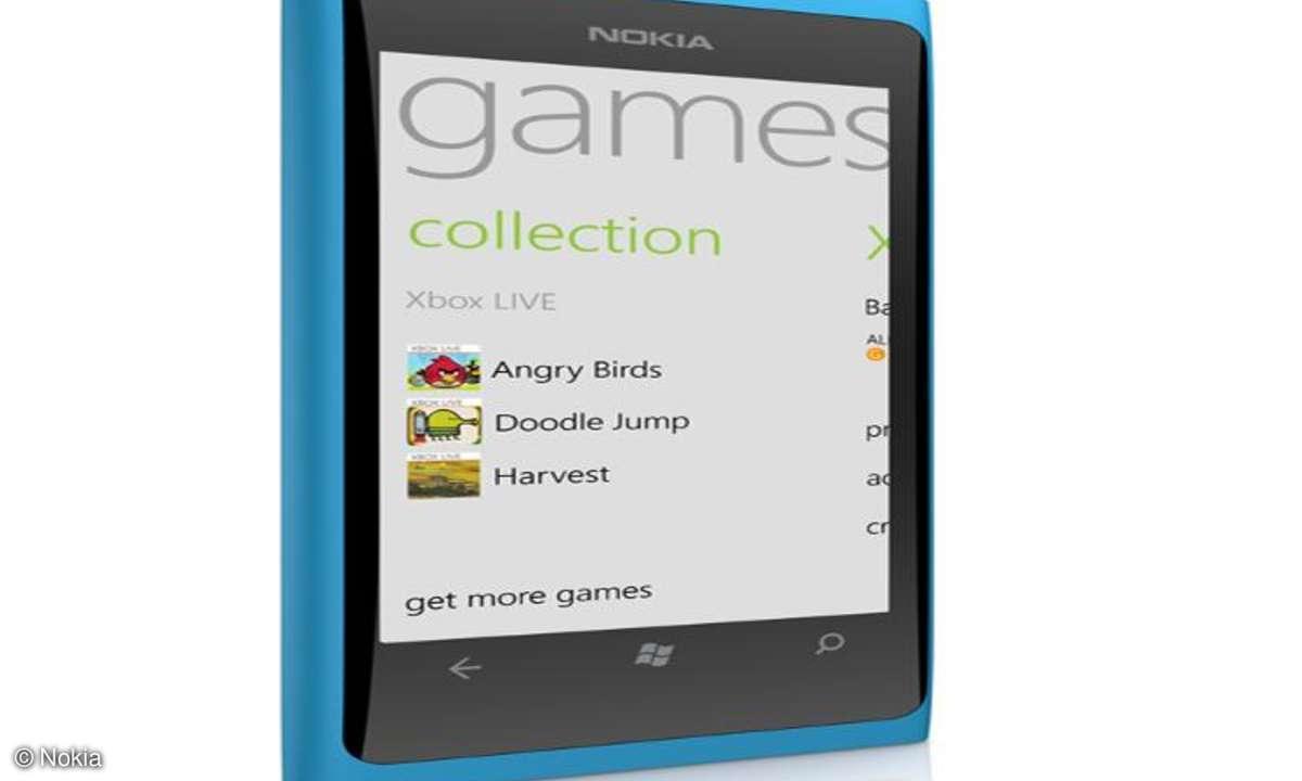 Nokia Lumia 800 im Test