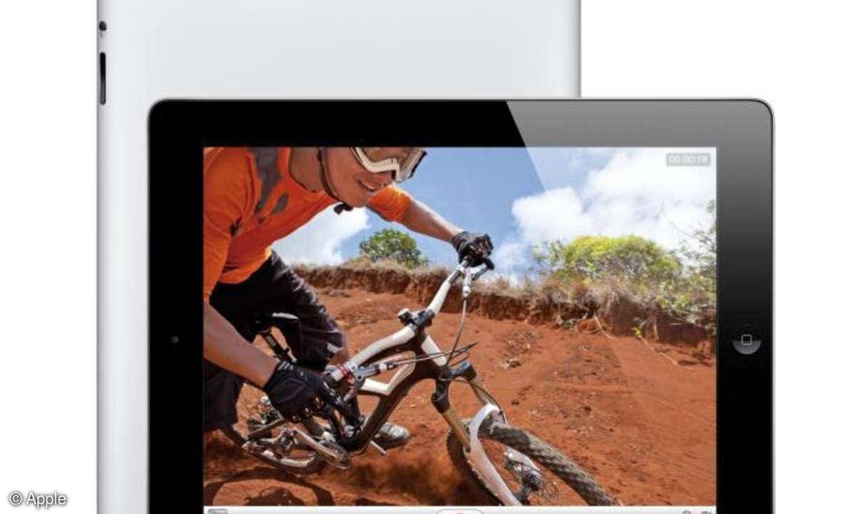 Das iPad 2 ist das Maß aller Tablet-PC-Dinge