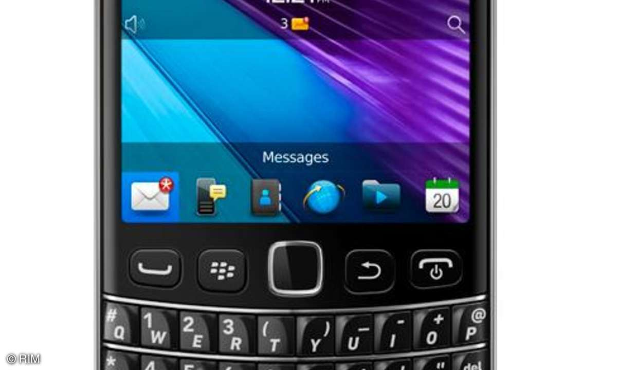 Blackberry 10 OS kommt erst Ende 2012