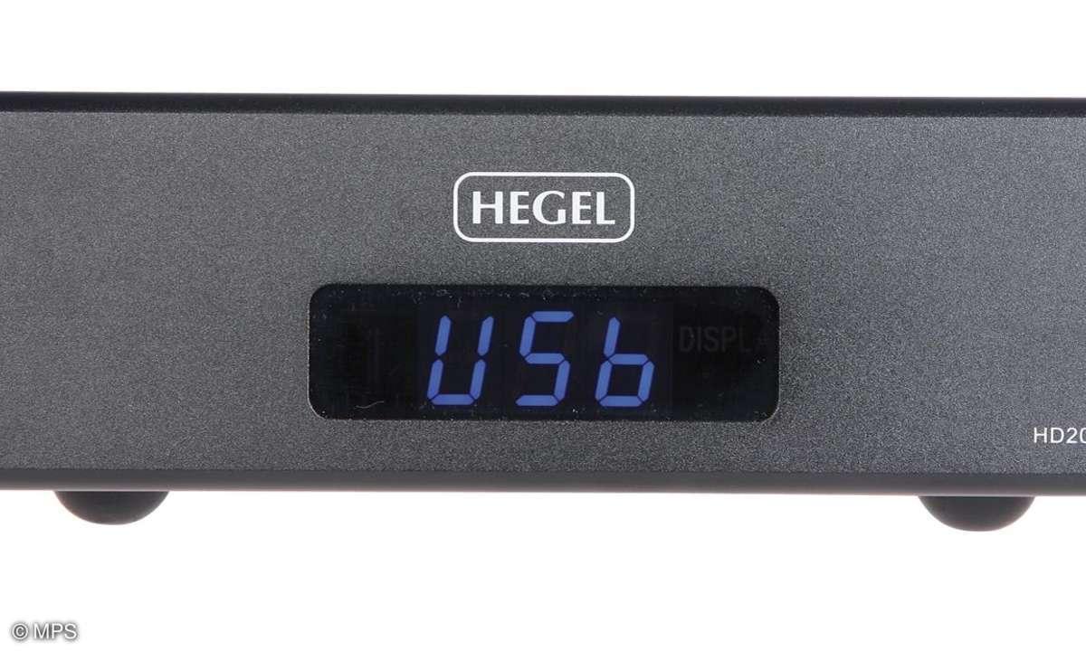 Hegel HD 20