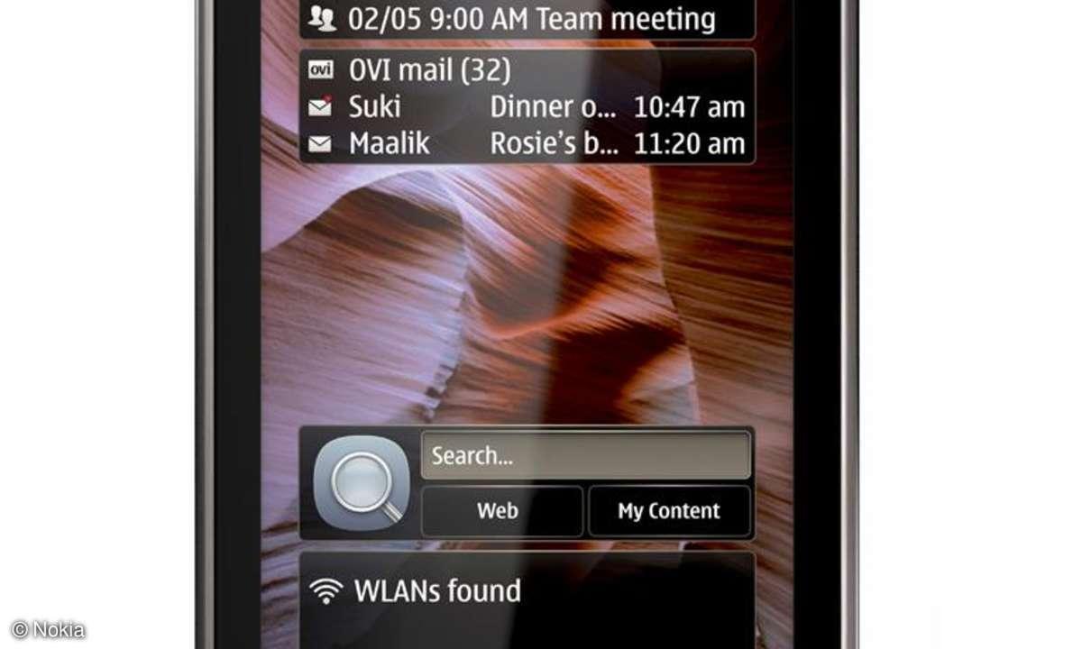Nokia: Symbian-Update kommt im Februar