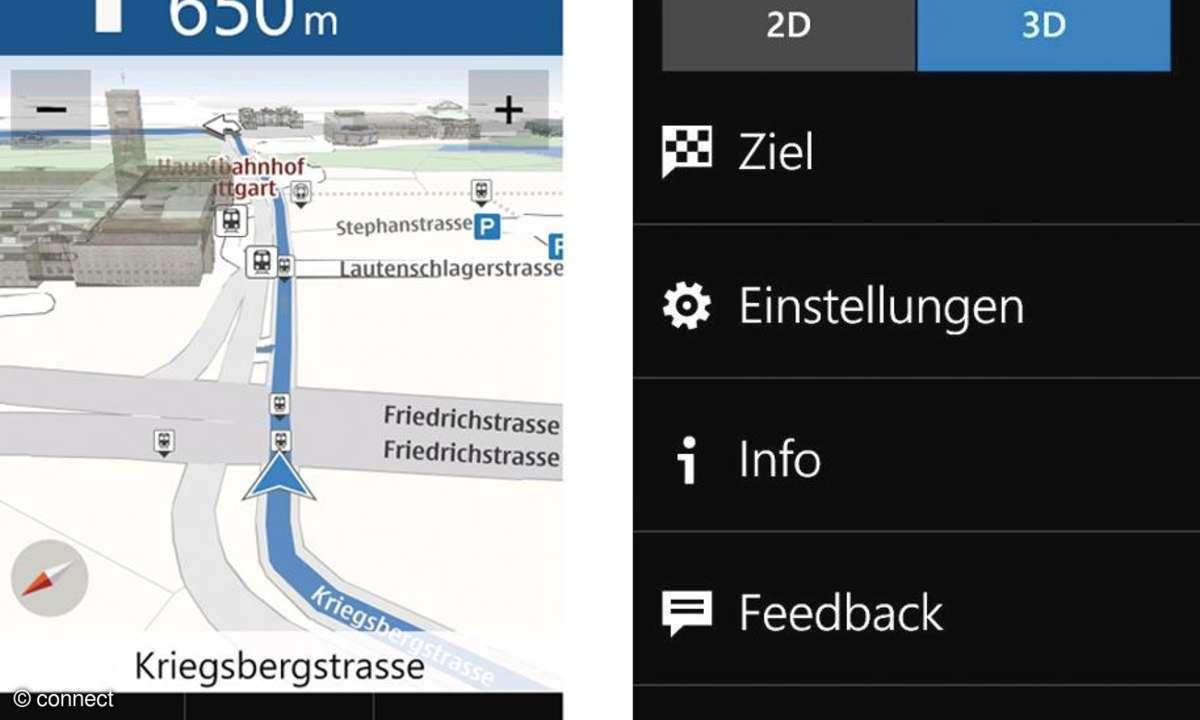 Nokia Navigation im Test