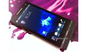 Sony Ericsson Xperia Ion