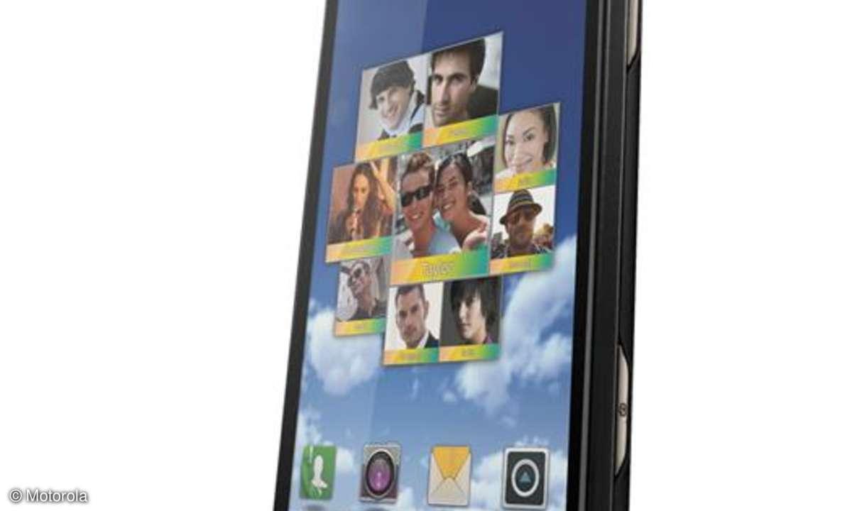 Motorola erweitert Programm um zwei attraktive Android-Modelle
