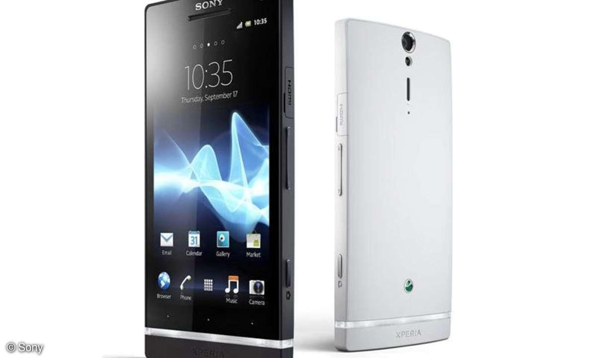 CES: Sony präsentiert Flagschiff Xperia S