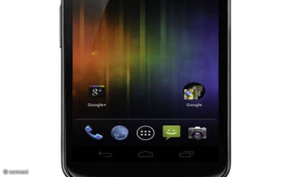 Samsung Galaxy Nexus im Praxistest