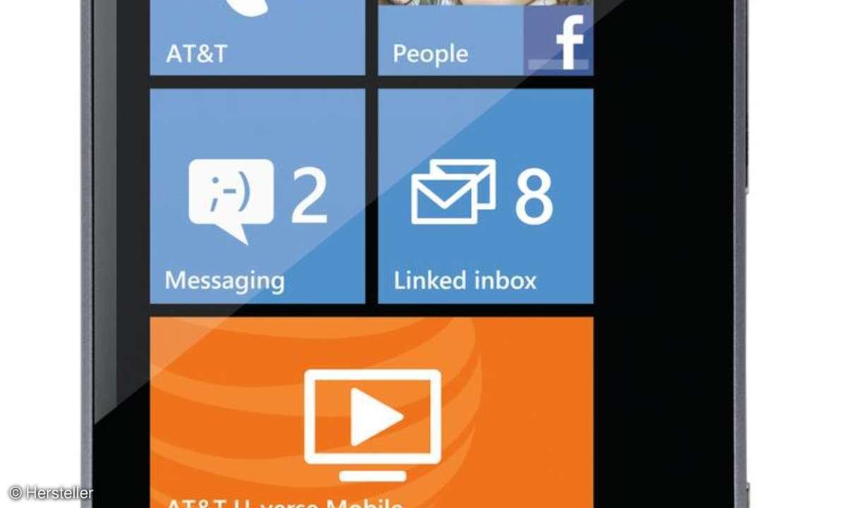 HTC stellt Windows-Riesen Titan 2 vor