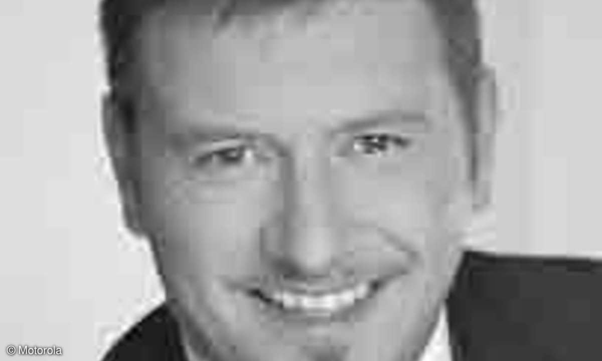 Jens-Uwe Theumer, General Manager Motorola Mobility Germany GmbH