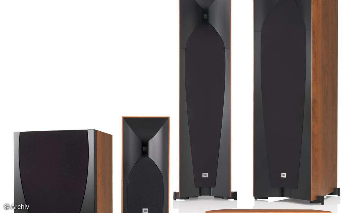 JBL Studio 5