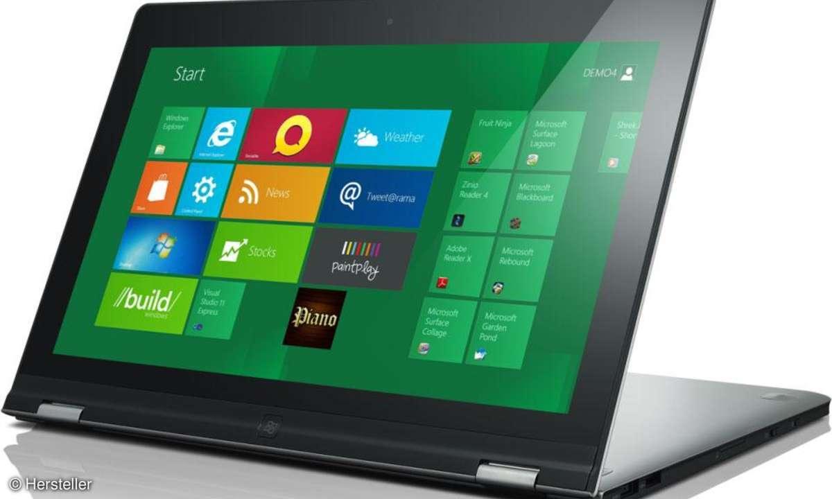 Die Top-Tablets der CES 2012