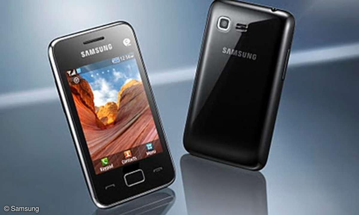 Samsung Star 3: Neuauflage des Bestsellers