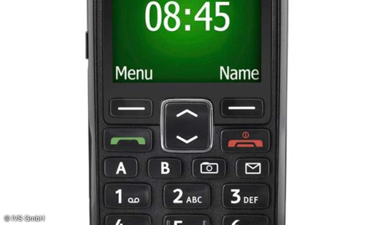 Senioren-Phone mit Kamera