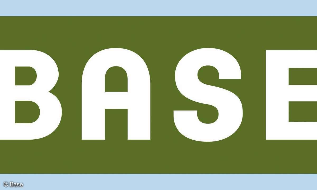Base: Neue Tarife ab Februar