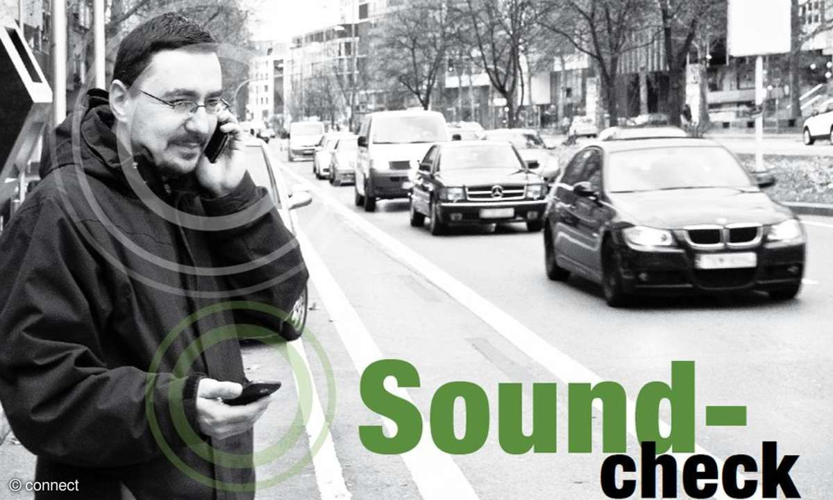 HD Voice im Soundcheck