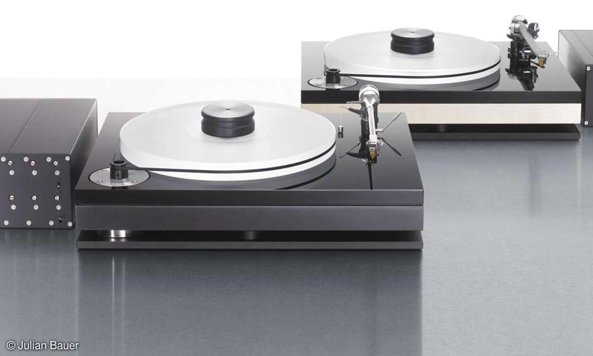 Bauer Audio DPS2 und DPS 3.iT