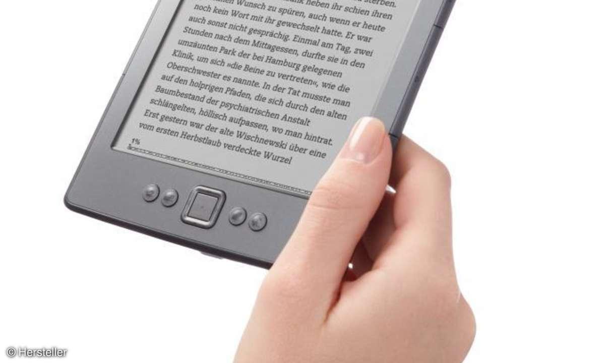 Amazon Kindler