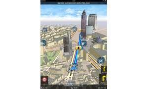 Bosch Navi-App 1.5 fürs iPhone und iPad
