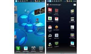 motorola razr android screenshot