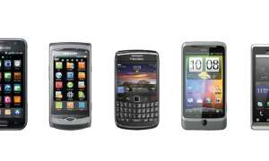 Handys und Smartphones