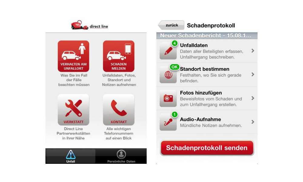 Das Sind Die 15 Super Apps Platz 14 Autounfall Connect