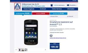 Handy-Angebote: Medion Smartphone bei Aldi Nord