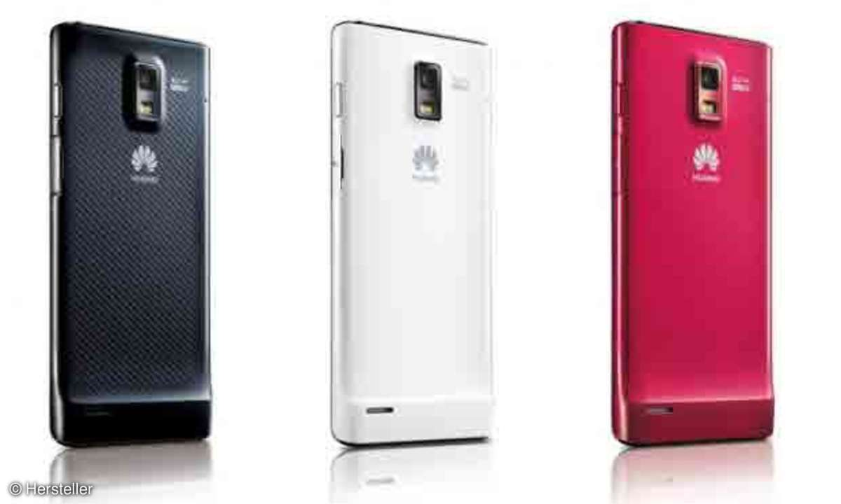 Die Smartphone-Trends 2012
