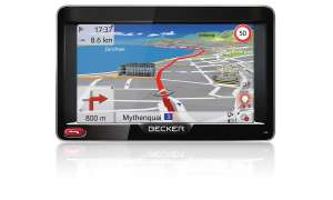 Navigationssysteme mit 5-Zoll-Monitor
