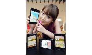 LG präsentiert LTE-Smartphone Optimus Vu
