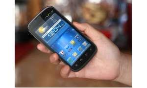 Vorstellung von dem Android-Phone ZTE Mimosa X