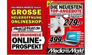 Mediamarkt-Angebote der Woche: Apple iPad2 und Sony Ericsson Arc S