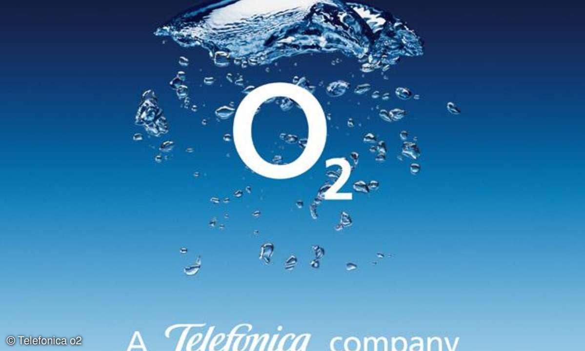 Telefonica o2 Logo