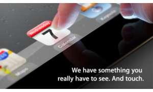 Das iPad 3 hat keine Home-Taste