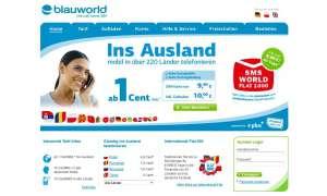 Blauworld SMS World-Flat