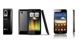 Die LTE-Smartphones für Deutschland
